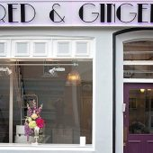Fred & Ginger shop front